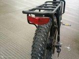 """350W 20 """"リチウム電池LCDのFoldableバイクの脂肪質のタイヤの電気バイク"""