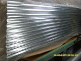 L'Afrique Hot vendre Feuille de toiture en métal galvanisé ondulé/gi de tôle en acier