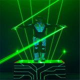 De Dans van de Mens van de laser toont het Groene Stadium van 8 W Lichte Apparatuur