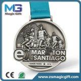 Kundenspezifische alte Metallandenken-Medaille