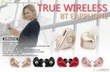 Muestra libre mejor Bluetooth sin hilos verdadero en el auricular Earbuds del oído