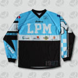 Custom Sublimation Made Moto Cycling Wear / Jerseys / Shirts Manga comprida