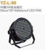 luz de la IGUALDAD de 180W 54PCS RGBW LED para la etapa