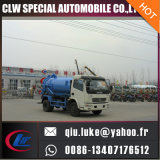 Caminhão de sucção de esgoto DFAC Xbw 4m3