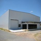 Hangar préfabriqué de ferme de structure métallique avec le grand espace