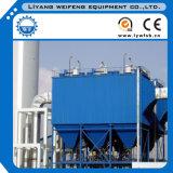Collettore di polveri del filtro a sacco della centrale elettrica