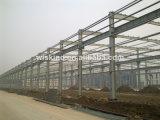 De Bouw van het Staal van het Huis van het Gevogelte van de Landbouw van het staal