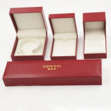도매 플라스틱 보석 선물 수송용 포장 상자 (J37-E4)