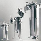 マルチカートリッジ薬剤の水処理のための衛生フィルターハウジングフィルター