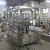 Goma automática del pistón de 6 pistas y máquina de rellenar del líquido para la salsa (GT6T-6G)