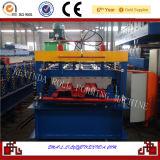688 Plancher métallique Decking machine à profiler de toit