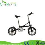 Велосипед конструкции X-Формы алюминиевого сплава складывая