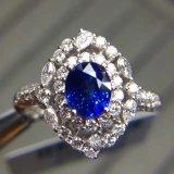 Manier 925 Zilveren Juwelen met Kubieke Zircon
