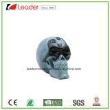 Figurines del portacenere del cranio di Polyresin per Halloween e la decorazione domestica