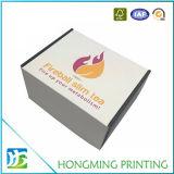Caja de cartón de empaquetado del pequeño de color producto de la impresión