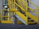 섬유유리 Ladder/FRP 단계 사다리 또는 Insulative 사다리, 손잡이지주 시스템, 층계 보행, 사다리