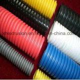 Single-Screw Rohr-Plastikproduktionszweig des Extruder-PE/PVC Single-Wall gewölbter