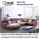 Sofá secional do projeto moderno com tela de linho da alta qualidade para a mobília da sala de visitas - Fb1150