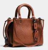 デザイナー女性のハンドバッグのキャンバスのライニング袋の革女性袋(BDX-171076)