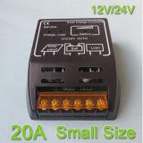 20A 12V 24V Intelligenz-Solarzellen-Panel-Batterie-Ladung-Controller-Regler