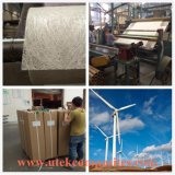 Измельченного ветви коврик из стекловолокна для использования энергии ветра