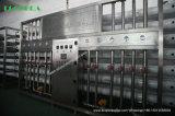 Planta de filtro da água do sistema da filtragem da água/RO (25000L/H)