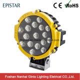 Wasserdichtes LED Arbeits-Licht der Fabrik-6 '' für LKW (GT1015B-51W)