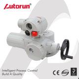 Tipo rachado atuador elétrico Multi-Turn da válvula de porta do fornecedor de Wenzhou