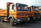 Beiben Camión Volquete 6X4 25t~30 toneladas Dumper camiones camión volquete para el transporte