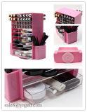アクリルの構成のオルガナイザーの構成ボックス宝石類及び化粧品の記憶のディスプレイ・ケース