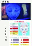 Macchina di legno di analisi della pelle della lampada di uso del salone