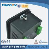 디젤 엔진 발전기 디지털 전압 미터 Gv56