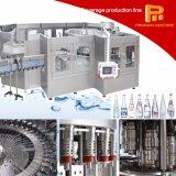 3-in-1 eenvoudige het Drinken van het Water van de Verkoop van de Verrichting volledig Automatische Hete Vullende Lijn