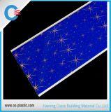 Сверкная PVC печатание перехода обшивает панелями потолки PVC 20cm 25cm
