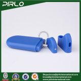 10ml 15ml 20ml Teal Color Garrafas de perfume de plástico Vazio Barato cartão de crédito Hand Sanitizer Atomizers