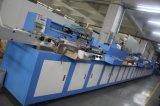 Stampatrice automatica dello schermo dei nastri dei vestiti di Multicolors