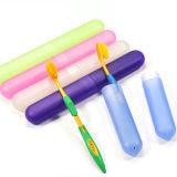 Suporte de escova de dentes portátil Proteger Capa Caso Viagem Caminhada Camping Caixa de pincel