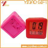New Cheap Silicone Clock / Fashion Alarm Clock / Desktop Clock Wholesale