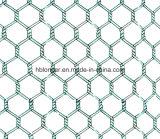 Tela metálica hexagonal galvanizada