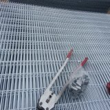 Acoplamiento de alambre soldado galvanizado eléctrico