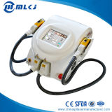 Máquina del retiro del pelo de la E-Luz IPL Shr del sistema dual del Ce con el laser de Elight Shr/Shr