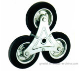 사다리 바퀴, 별 바퀴, 층계 바퀴, 세 배 피마자 바퀴
