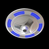 Fabricación ligera solar LED de la lámpara ligera solar recargable de las piezas de la decoración