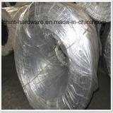 Barato de alta calidad alambre de hierro galvanizado Encuadernación de alambre de amarre de alambre galvanizado de 16 años de fábrica de ISO9001