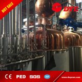 Destilador de cobre industriales Brandy alcohol Alambique para la venta