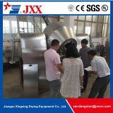 Secador giratório do vácuo do cone do baixo custo para produtos químicos