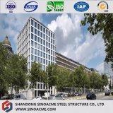 증명서를 준 조립식 강철 구조물 상업적인 주거 건물