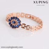 Bracelet de luxe de Zircon de déchirure d'oeil de 74827 de mode plus défuntes femmes de bijou grand