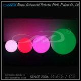 Impermeabilizzare la sfera illuminata del LED con l'illuminazione cambiante di colore