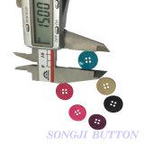 Кнопка металла кнопки сплава отверстия вспомогательного оборудования 4 одежды